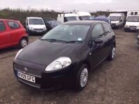 2009 FIAT GRANDE PUNTO NEW SHAPE FULL SERVICE HISTORY 3DOOR HATCH IN VGCONDITION CD AIR CON EWINDOWS