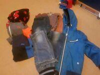 Boys clothing bundle 5-6 years