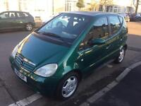 MERCEDES A160 AUTOMATIC NEW MOT 2 OWNERS