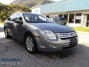 2008 Ford Fusion SEL-LOW KM!- FALL SPECIAL!