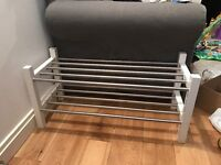 IKEA shoes rack Tjusig
