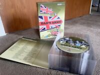 Dad's Army The Complete Collection 14 disc set. Series 1-9 & Christmas Specials. £17.00 ono.
