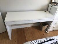 IKEA MICKE Desk RRP £70 WHITE
