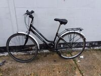 womans hybrid bike ladies upright ** i can deliver **