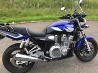 Yamaha xjr 1300 sp p/x possible