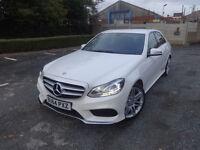 Mercedes-Benz E Class E220 Cdi Amg Sport Saloon Auto Diesel 0% FINANCE AVAILABLE