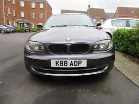 BMW 118i 3 DOOR - 89000 MILES - GREAT CONDITION