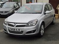 08/58 Vauxhall Astra 1.6 SXi 5dr, Silver.**12 Months MOT, New Timing Belt & Water Pump**