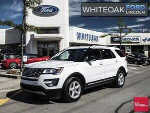 2016 Ford Explorer XLT,FORD CERTIFIED,EXTENDED WARRANTY,LOW RATE