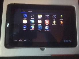 For sale a 10 inch Android tablet