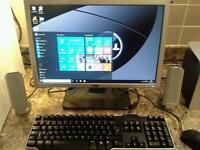 Genuine Windows 10 Dell PC setup