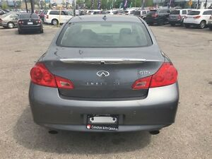 2012 Infiniti G37X Sport | LEATHER | ROOF | AWD | CAM London Ontario image 7