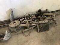 Various Original VW Mk1 Golf 1987 Parts