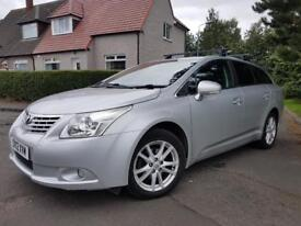 TOYOTA AVENSIS TR D-4D LOW MILAGE