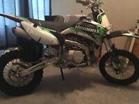 Dxr2 demonx pitbike 125