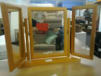 Vanity mirror #30125 £10