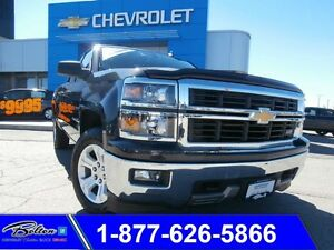 2014 Chevrolet Silverado 1500 2LT Double Cab 4x4 Z71 - Accident