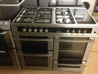 100cm Gas cooker with Hotplate