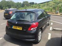 2009 Peugeot 207 1.4 Good And Cheap Runner with history and mot