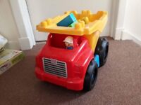 Job lot of toys for 3-5 year