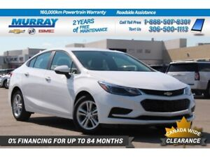 2018 Chevrolet Cruze LT Diesel *REMOTE START,HEATED SEATS,REAR C