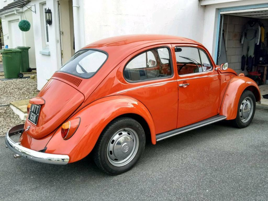 1971 vw beetle 1200cc in newquay cornwall gumtree. Black Bedroom Furniture Sets. Home Design Ideas