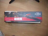Slim barrel curling tongs - Boxed and unused