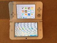 Nintendo 3DS XL Animal Crossing Edition