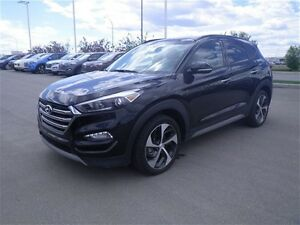 2017 Hyundai Tucson SE/ Leather/Pano Sunroof/ Heated Seats