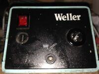 Weller soldering iron base