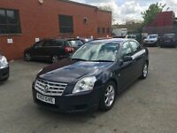 2007 Cadillac BLS Diesel Top Condition with history and mot