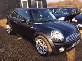 MINI COOPER 1.6 2007 FULL SERVICE HISTORY HPI CLEAR WARRANTY AVAILABLE