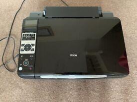 Epson Stylus DX8450 printer