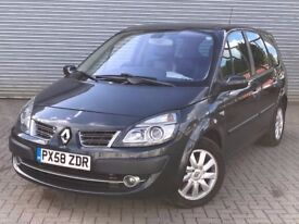 2008 RENAULT GRAND SCENIC DYNAMIQUE, 2.0 DIESEL ENGINE, GREAT SPEC & FULL SERVICE HISTORY