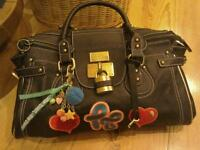 Paul's Boutique Handbag and jacket