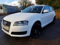 Audi a3 - 2009 - in perfect condition - 11mot - low miles