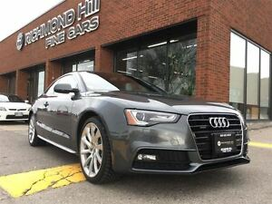 2014 Audi A5 Progressive SLine with Nav