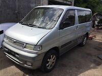 Mazda bongo 2.5td 4x4 auto gearbox and torque converter - can post