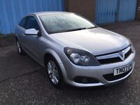 2007 Vauxhall astra sxi 1.6 , mot - October 2017 , service history , 3 owners,focus,megane,golf