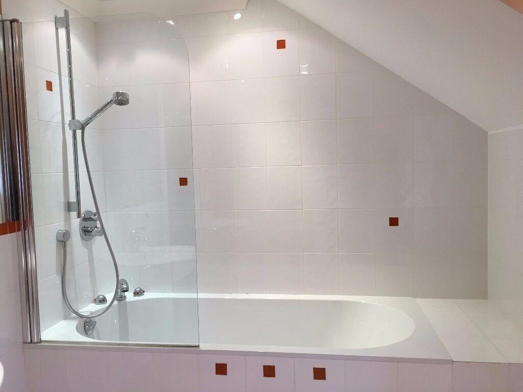 Hansgrohe Tub Shower Set | Sevenstonesinc.com