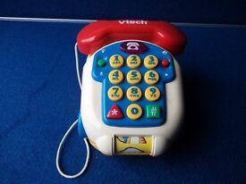 Vtech Pull n Play phone