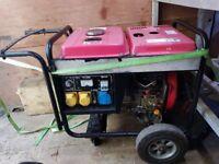 Diesel generator 4 kva