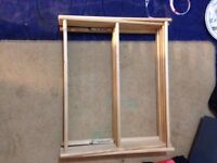 Clothes dryer wooden
