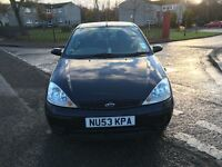 Bargain Ford Focus in excellent condition