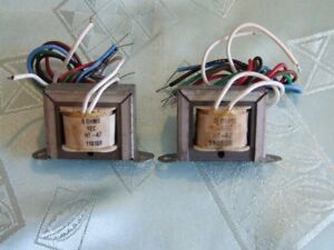 ATLAS SOUNDOLIER HT-47 110 108  8 OHMS PRI 70.7V LINE AUDIO TRANSFORMER SPEAKERS