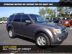 2011 Ford Escape V6 / LEATHER / SUN-ROOF