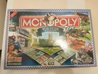 Limited edition monopoly game