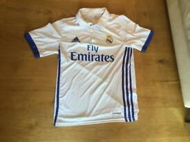 OFFICIAL Real Madrid CR7 Ronaldo Authentic Football Shirt