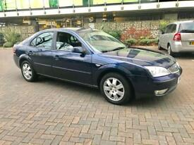 2007 Ford mondeo zetec tdci 6 speed manual 1 year mot
