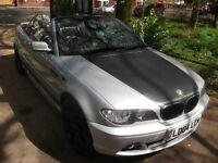 BMW 3 Series 2.0 318Ci SE 2dr FINANCE AVAILBLE PLEASE ASK 2004 (04 reg), Convertible